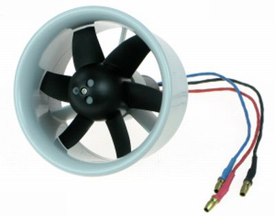 EDF-64    ELECTRIC DUCTED FAN POWER SYSTEM