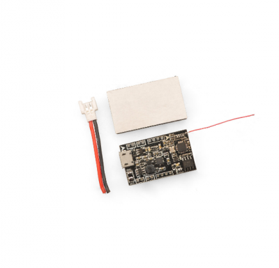 Eachine FLF3_EVO Brushed Flight Control Board Built-in FLYSKY Compatible PPM 6CH Receiver