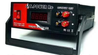 GT 12V 20A Switching Power Supply DC