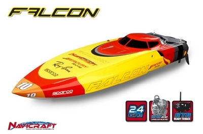 Navicraft - Falcon RTR 2.4Ghz, 26cc Performance Series