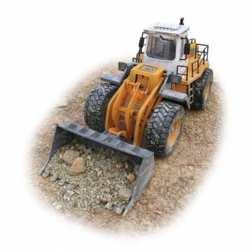 Premium label - Wheeled loader