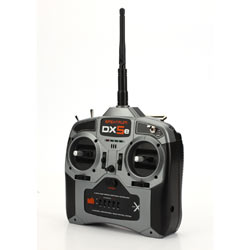 DX5e DSMX 5-Channel Transmitter/Receiver Only MD2