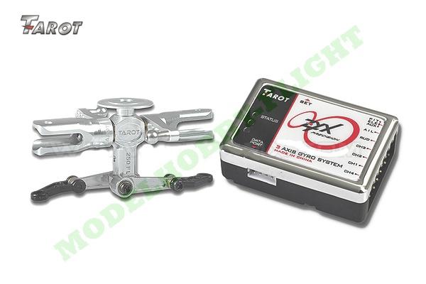 Tarot ZYX 250 3G Programmable Flybarless System