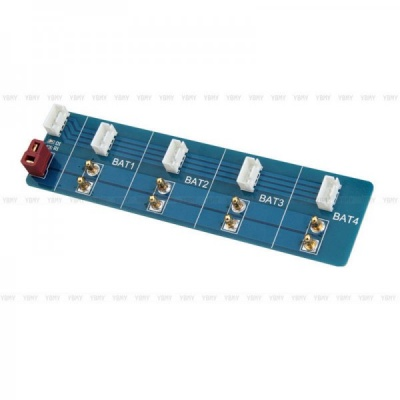 YUNEEC Q500 Battery Parallel Charging Board