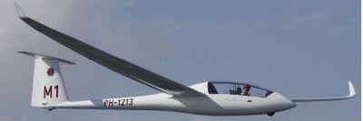 a Duo Discus XL Glider ARF (with undercarriage & cockpit) - FlyFly Hobby
