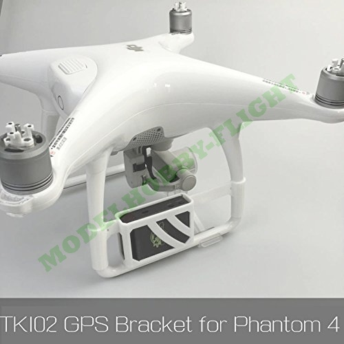TK102 GPS Tracker Holder Mount Fixing Seat Bracket for DJI Phantom 4